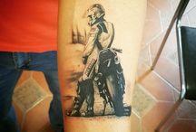 Hellwolf Tattoo