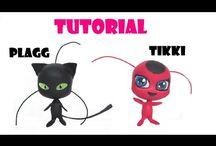Tikki & Plagg Tutorial