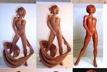 modern sculpture ideas
