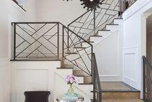Balustrady nowoczesne, modernistyczne
