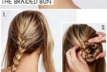 Kauneudenhoitovinkkejä / hair_beauty