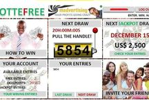 LOTTEFREE / LOTTEFREE is the fun way playing a lottery for real prizes without spending any money. Simply register for free and you will receive 3 Free Entries. Invite your friends to play LOTTEFREE and receive 3 more Free Entries http://www.lottefree.com/?refid=59526
