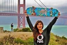 Skate for Life / Skater girls