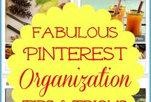 Let's Get Organized! / by Misty  @ Joy In The Journey