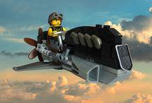 LEGO DieselPunk