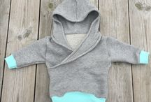 Baby clothes sew