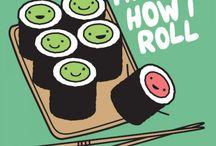 Sushi n friends