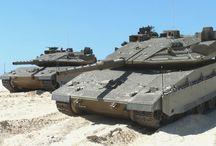 moderní tanky