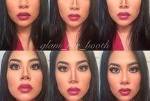 Makeup (contour)