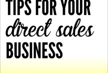 ** Direct Sales Advice ** / Direct Sales is a fun and rewarding business/side business if you know what you're doing! Learn the ways of the professionals and you too can build an incredible business from home.   / by Mellisa Louise  - Beauty Biz