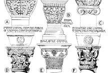 Byzantine Architecture Elements