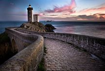 Lighthouses / Love the whole thought behind them.