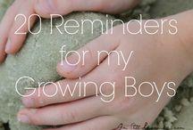 Motherly Advice