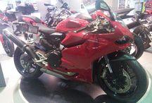 DUCATI superbikes