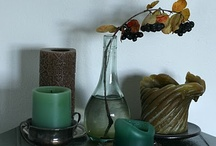 candles, plants, anything warm, welcoming, and comfortable / by Jodie Kelly