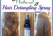 Natural Hair/Body Recipes