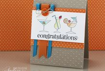 Stampin up cheers