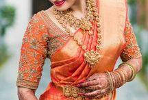Saree pour mariage rasheed