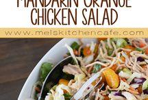 FOOD-Salads/Chicken / by Titana Farouk
