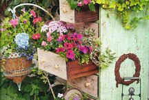 Outdoor spaces / by Junk Situation