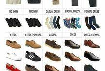 Pantalon chaussure