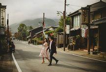 Japan Prewedding Moodboard