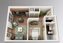 departamento pequeño