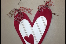 February / Valentine ideas / by Michelle Evans