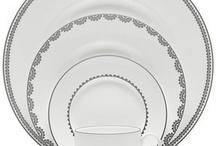 China, glassware, serveware