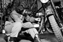Vintage Motorcycles / by Jane Smith