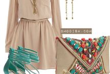OUTFITS SPRING-SUMMER