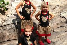 Disney World 2015:Outfits / Ideas for outfis for Disney!  / by Jen Carson