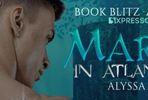 March in Atlantis by Alyssa Day Blitz & Giveaway
