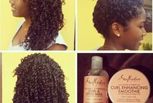 Natural●hair●products