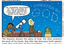 christelijke cartoons