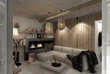Living room(sitting room)/ гостиная