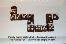 $5 Family Fun - Family Game Night  / $5 Family Fun - Family Game Night  Activity Total: $5  For just $5, the whole family can have a blast by having a game night.  www.megganspicer.com