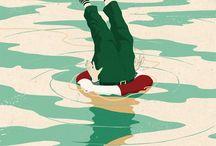 Editorial Illustration {Assignment Inspiration}