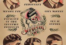 Tatuagem De Barbeiro