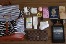 Bag essentials