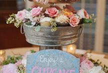 Inspiration...Dessert Displays / Weddings, Showers