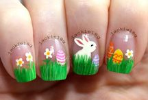 Inspo nails - Easter