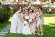 Bridesmaid Dresses / Bridesmaid dress ideas.