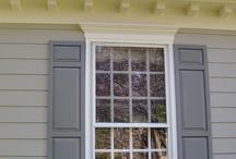 Exterior Paint Colours