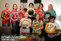 Pinterest Party / Yeah.. This is totally going to happen! / by Elizabeth Still