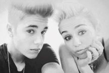 Jiley / Justin Bieber+Miley Cyrus