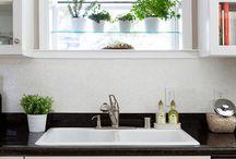 In the Kitchen / Kitchen layout & design, food storage and organization plus cool kitchen stuff.