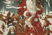 Illustrated: Holiday Spirits / by Dara Morgenstern