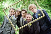 Groom Suit & Best Men