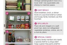 Organisation küche